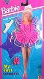 Barbie Pretty Ballerina Fashions – Facile à habiller My First Fashions (1994)