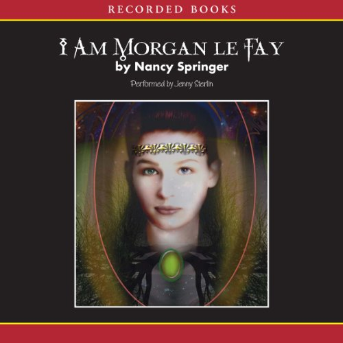 I Am Morgan Le Fay audiobook cover art