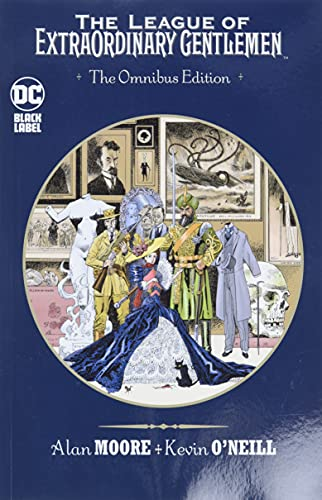 The League of Extraordinary Gentlemen Omnibus: the omnibus edition