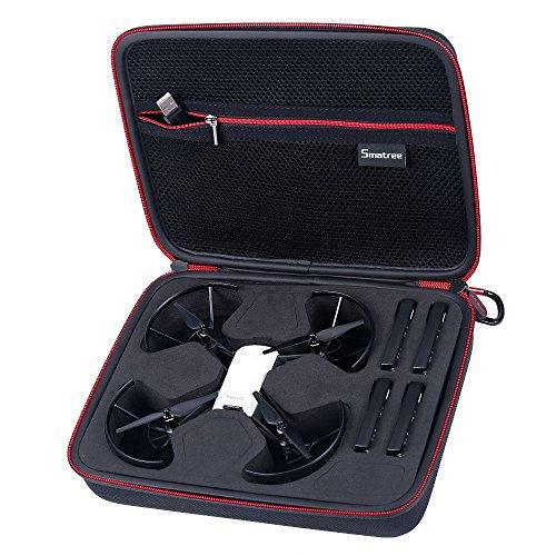 Smatree Tragetasche Kompatibel für DJI Tello Drone mit 4 Tello Flight Batteries (Tello Drone und 4 Tello Flight Batteries sind nicht im Lieferumfang enthalten)