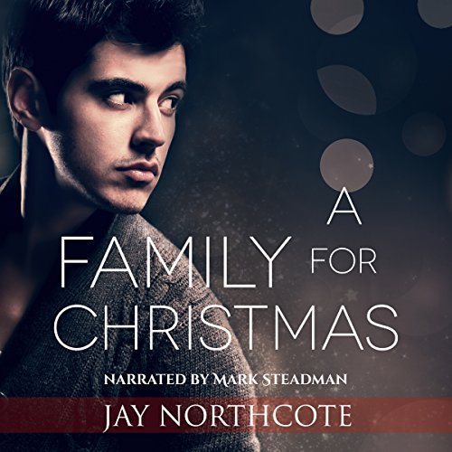A Family for Christmas audiobook cover art
