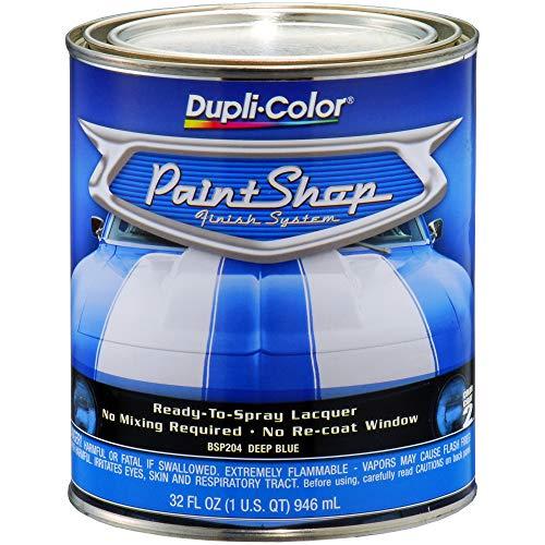 Dupli-Color Deep Blue Metallic