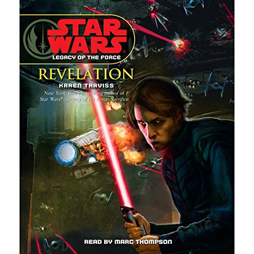 Star Wars: Legacy of the Force #8: Revelation cover art