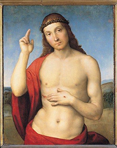 Das Museum Outlet–Cristo Benedicente von Raffaello von Raffaello–Poster Print Online kaufen (152,4x 203,2cm)