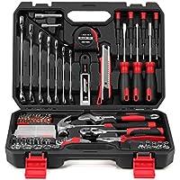 Eastvolt 158-Piece Househould Repair Tool Kit