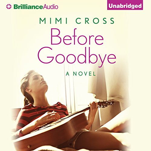 Before Goodbye audiobook cover art