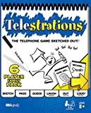 USAOPOLY Telestrations Original 6 Player | Family Board Game | A Fun...