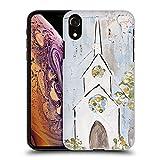Head Case Designs sous Licence Officielle Haley Bush Blanc Peinture d'église Coque Dure pour...