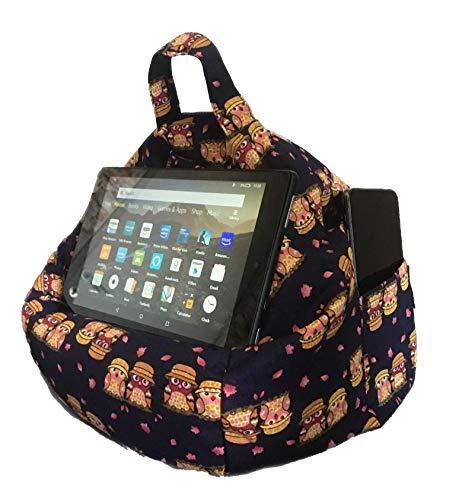 MyCushy Tablet-Ständerkissen, funktioniert mit jedem Gerät, einschließlich Handys, Tablets, eReader und Büchern