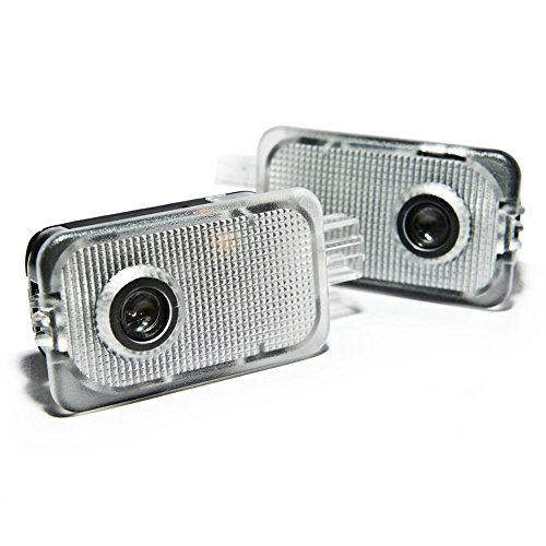WFB for Car Door Projector Welcome Courtesy Shadow Logo Light -2Pcs