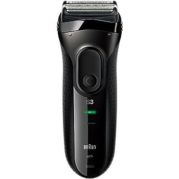 ブラウン メンズ電気シェーバー シリーズ3 3020s-B 3枚刃 水洗い可
