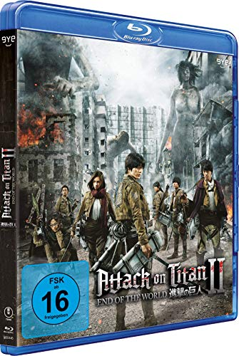 II: End of the World (Realverfilmung) [Blu-ray]
