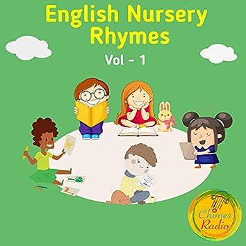 English Nursery Rhymes Volume-1