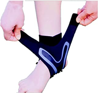 Sports Ankle Protection Ankle Strap Ankle Sprain Protection Ankle Wrist Protection Outdoor Basketball Football Ankle Protection Sleeve (L Left Foot)