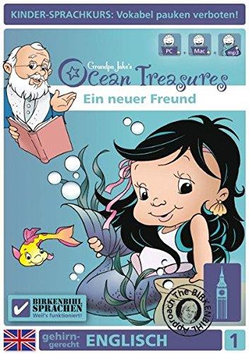Preisvergleich Produktbild Birkenbihl Sprachen: Englisch gehirn-gerecht,  Ocean Treasures,  Teil 1