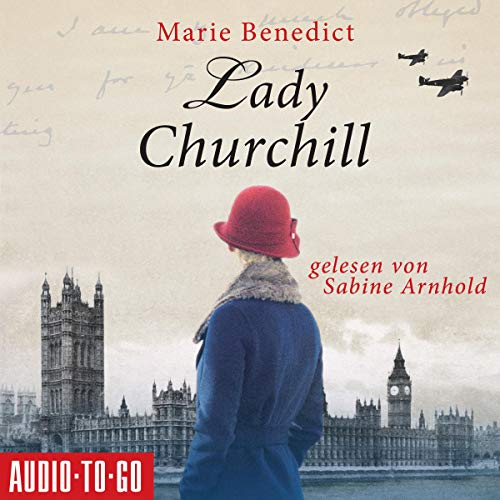 Lady Churchill Audiobook By Marie Benedict cover art
