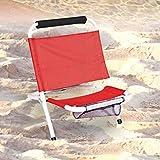 PRATIKO LIFE Rojo Playa Plegable