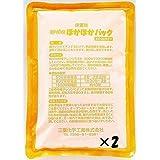折喜 保温剤 スノーパック [hot用] ほかほかパック [500g×2袋] [2小袋販売] oriki