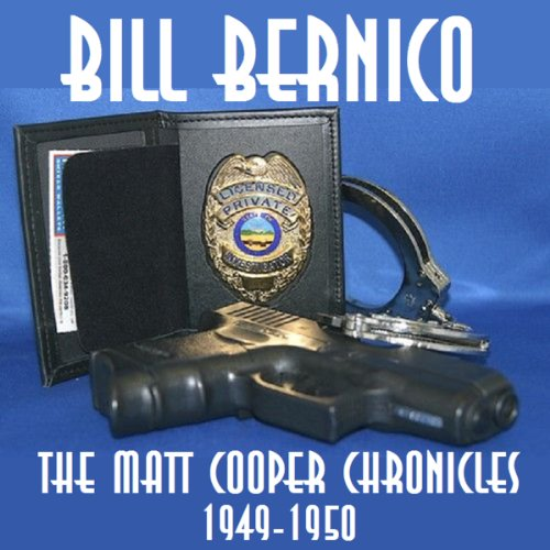 The Matt Cooper Chronicles audiobook cover art