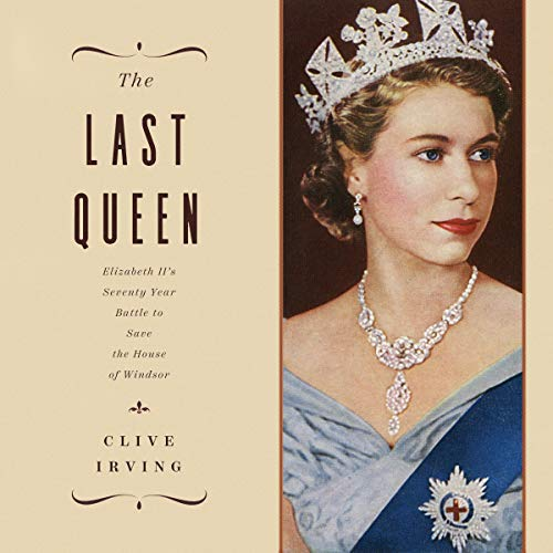 The Last Queen cover art