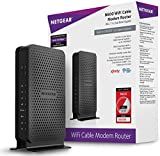 Best cable modem router - NETGEAR N600 (8x4) WiFi DOCSIS 3.0 Cable Modem Review