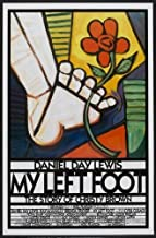 My Left Foot Movie Poster #01 11x17 Master Print