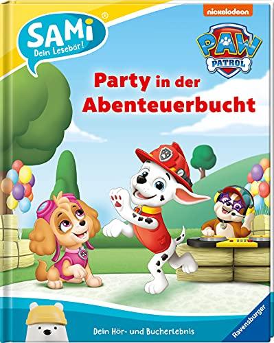 SAMi - Paw Patrol - Party in der Abenteuerbucht (SAMi - dein Lesebär)