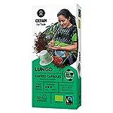 ARABICA LUNGO FAIR TRADE BIO COFFEE 10 CÁPSULAS PARA NESPRESSO - OXFAM