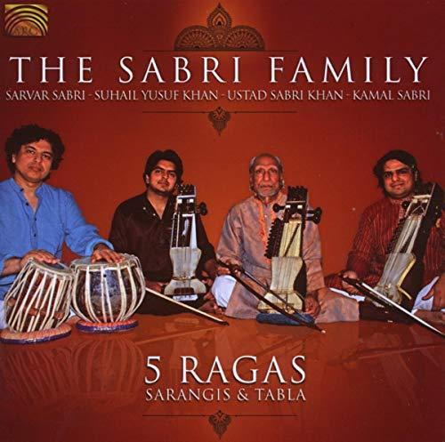5 Ragas-Sarangis & Tabla