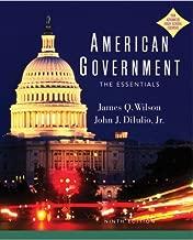 american government james q wilson ninth edition