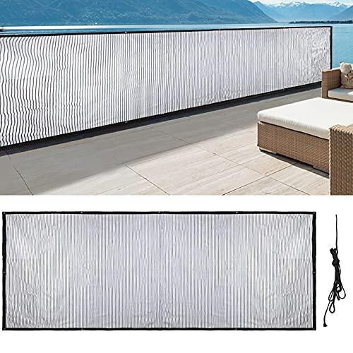 La Mejor Recopilación de Privacidad de balcón y pantallas protectoras los 10 mejores. 2