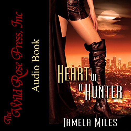 Heart of a Hunter audiobook cover art