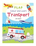 FLAP - Colour and Learn - Transport