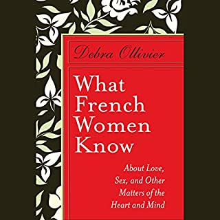 What French Women Know audiobook cover art