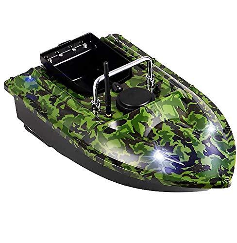 Smart RC Fischköder-Boot, Funk-Fernbedienung Angeln Feeder RC Fischerschnellboot 540 Yards Remote Tool Bereich Angeln