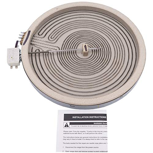 Supplying Demand WB30T10126 Range Surface 12 Inch Triple Element Replaces 1474212, AP4344521