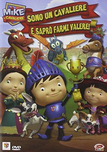 Mike Il Cavaliere #04 - Sono Un Cavaliere E Sapro' Farmi Valere (1 DVD)