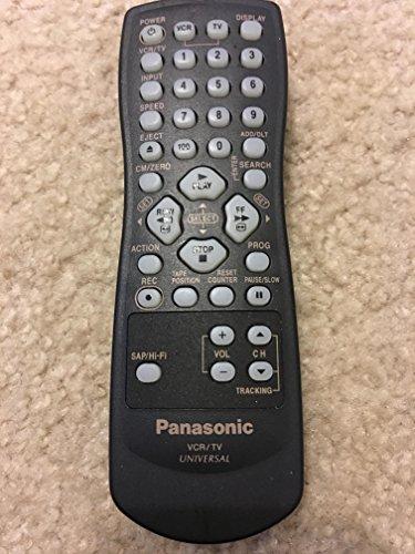 Panasonic Remote Control Lssq0264 Vcr/tv Universal Pv-453 Pv-v4511 Pv-v4521