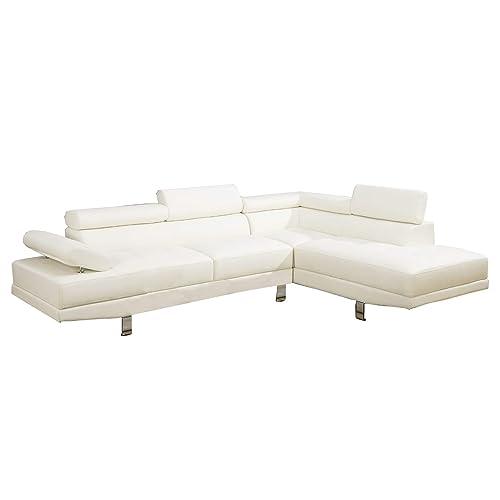 Leather Modular Sofa Set: Amazon.com