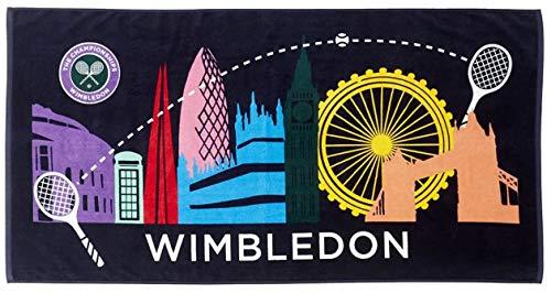 Wimbledon London Beach Towel Tennis Handtuch | New 2020
