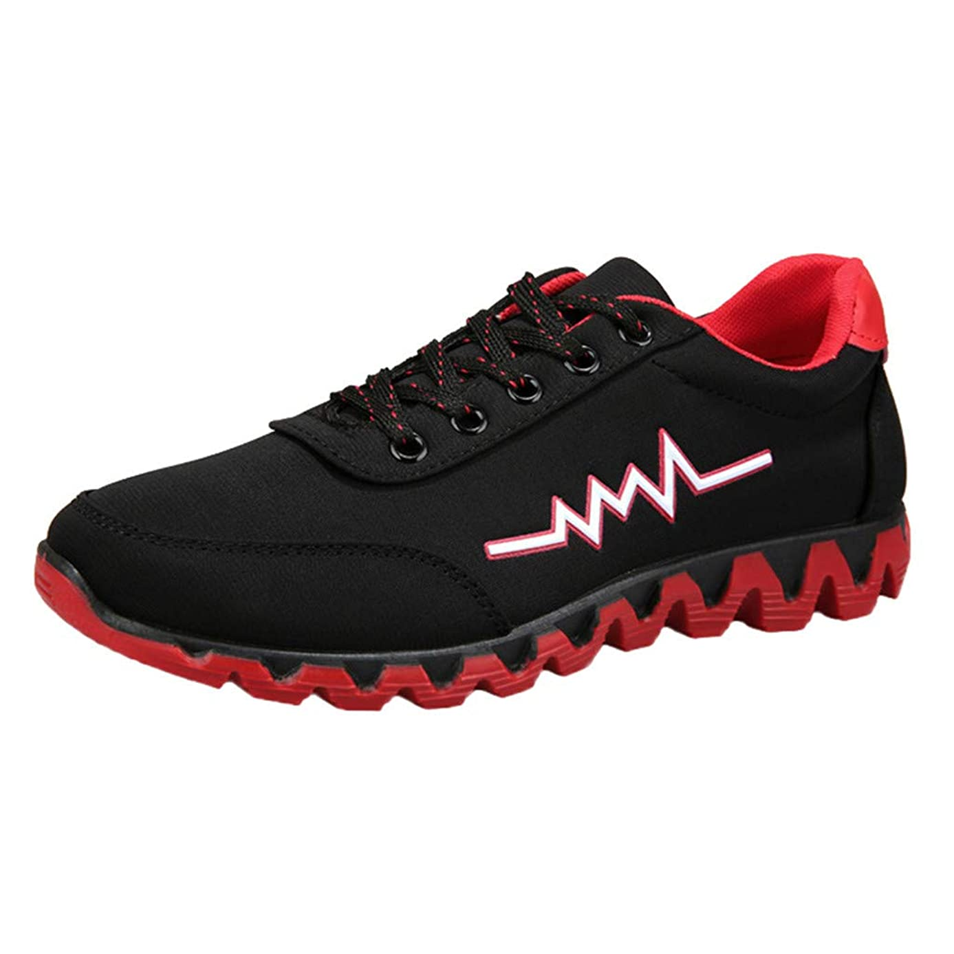 Mens Energy Lace-Up Sneaker,YuhooSun Low Top Shoes Wear Resistant Cross Trainer Ultra Lightweight Professional Anti Slip