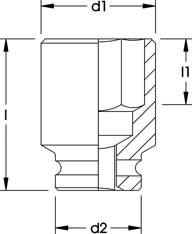 ELORA 794100725100 794-4.1 8 AF AF AF 6kt-IMPACT-EINS. 2.1 2 , Made in Germany B010V2BYK6 | Verschiedene Stile und Stile  af9af8