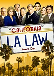 LA Law dvd Amazon link