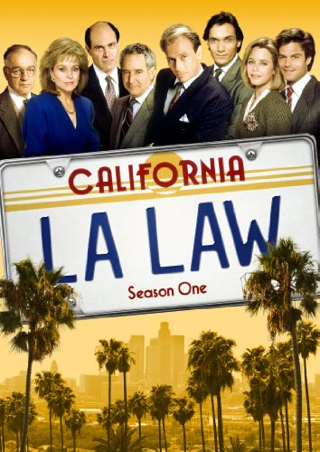LA Law: Season 1 (Official US Version)