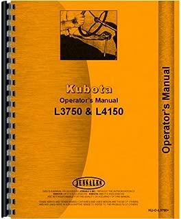Kubota Tractor Operators Manual (KU-O-L3750+)