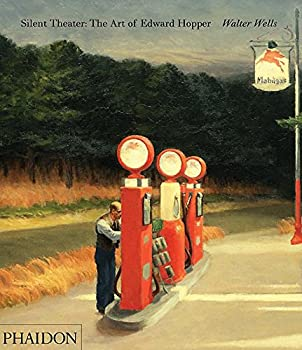 Silent Theater: The Art of Edward Hopper 0714845418 Book Cover