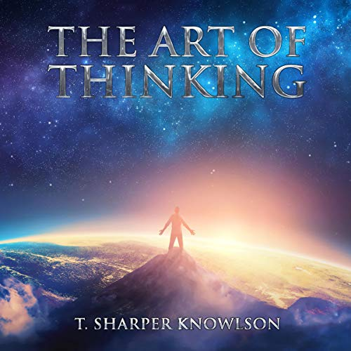 The Art of Thinking audiobook cover art