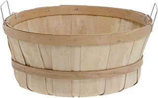 Best large wood basket Reviews