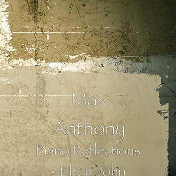 Piano Reflections - Elton John