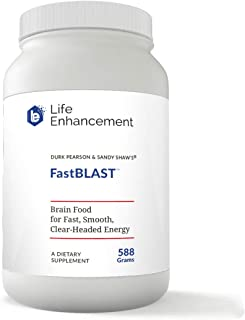 FASTBLAST Drink Mental Nootropic - Life Enhancement